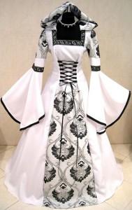 платье стариное