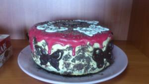прощальный торт